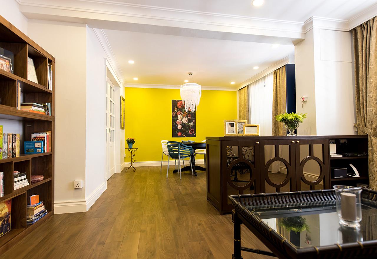 Simei (HDB 4-room Apartment)