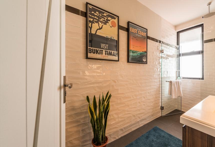 Aiden T Joo Chiat Walk Up Apartment Common Bath