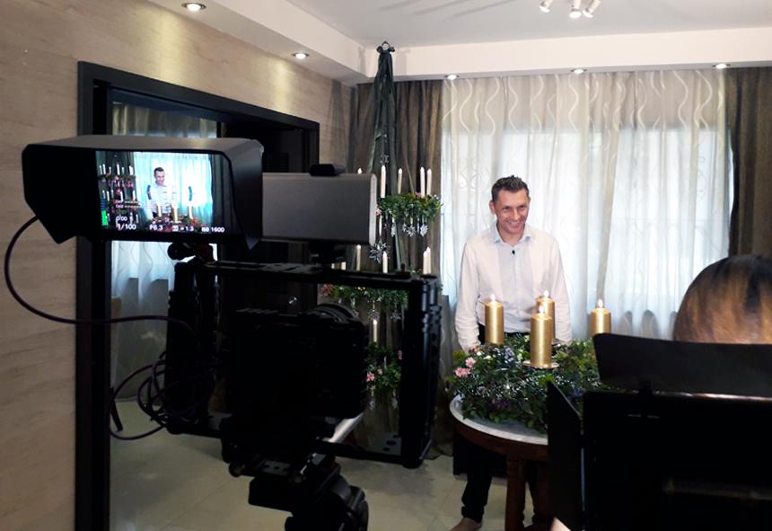 Aiden T - xMas filming