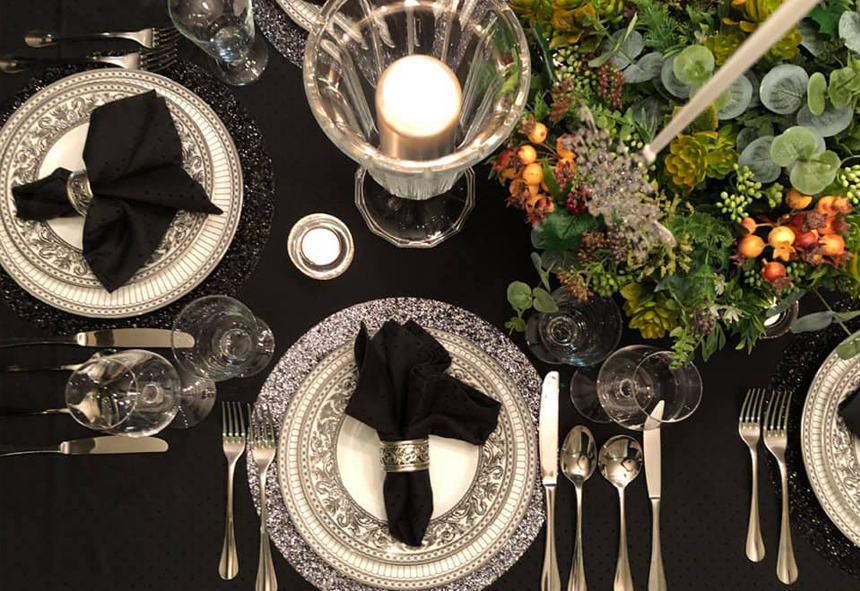 Aiden T - Table Setting